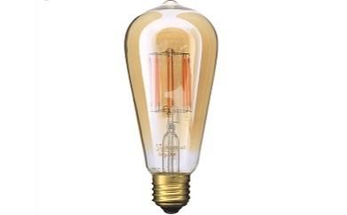 1-36 【アンティーク型フィラメントLED電球】サイフォン「エジソン」LDF30A