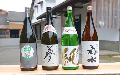 E06 新発田の蔵元飲み比べセット(1800ml×4本)