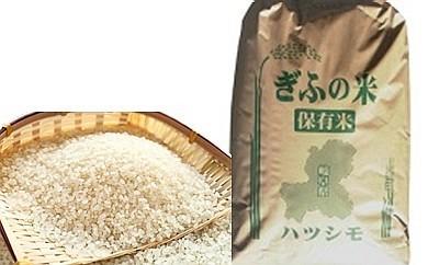 [№5787-0017]岐阜県産ハツシモ 30kg