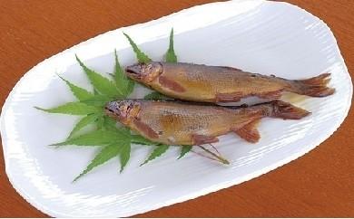 [№5787-0008]鮎の甘露煮 約10尾