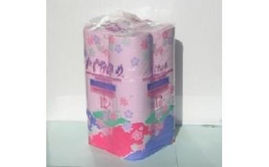 [№5787-0056]トイレットペーパー SEMかぐや姫 70m 96個