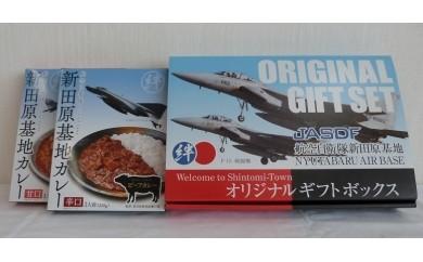 A-19 新田原基地カレー・オリジナルギフトセット【2,500pt】