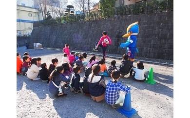 【F】「FC町田ゼルビアによる出前サッカー教室」ふるさと納税オリジナルサンクスカード
