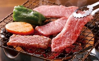 【C005】【九州産ブランド黒毛和牛】筑穂牛肩ロース薄切りカルビ焼肉セット