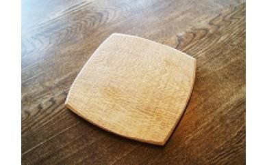 D-30 楢のパン皿