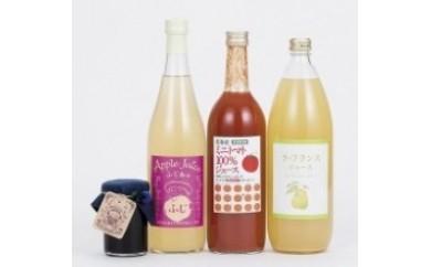 【040】 生産者よりどりジュースのお楽しみセット