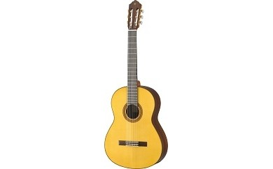 87 ヤマハクラッシクギター(CG162S)(ソフトケース付)