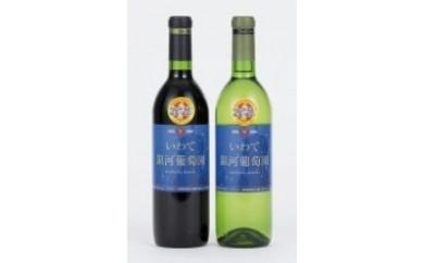 【117】 大迫エーデルワイン 辛口赤・白ワインセット