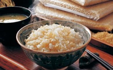 [№5718-0024]知立のお米(玄米) あいちのかおり30kg