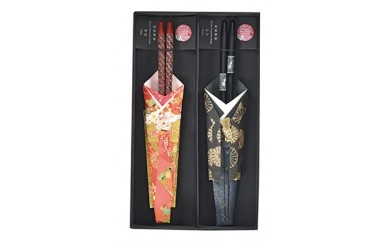 AD03 和装箸袋(将軍・舞奴)セット