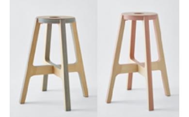 ペーパーウッドスツール(PW stool)