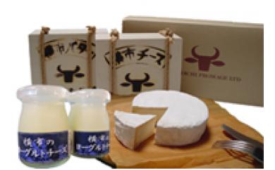 横市フロマージュ舎乳製品詰合せ②
