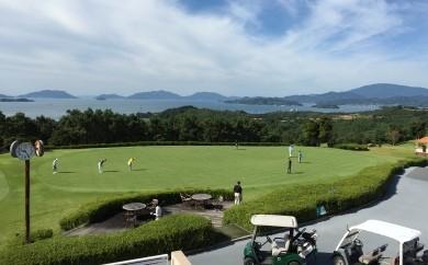 D751 瀬戸内ゴルフリゾート 多島美の瀬戸内を眺望するリゾートゴルフコース 土日祝ゴルフ宿泊パック