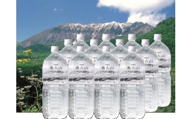 2901.奥大山の水 2L×12本