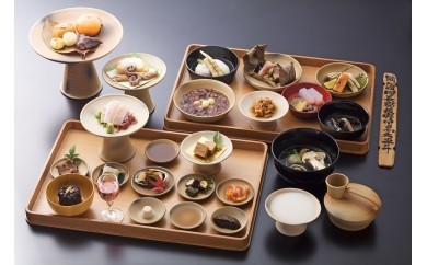 F-09 宮廷料理 天平の宴ペア食事券