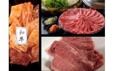 (292) 【災害応援協定B】九州産黒毛和牛お試しセット ど~んと1640g