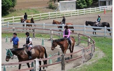 2-005 体験乗馬 メンバー体験コース