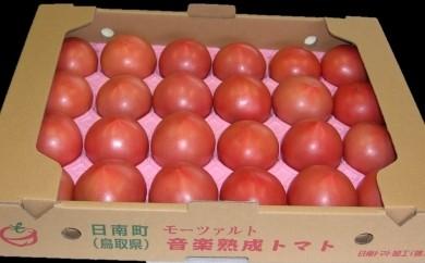 【A-42】日南トマト加工(株)フレッシュ桃太郎トマト4kg(期間限定)