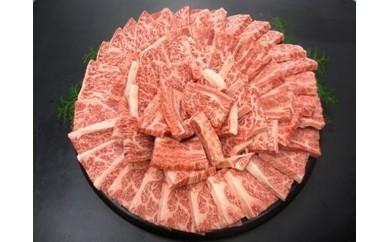 J033伊万里牛(A5)厚切り肩ロース焼肉