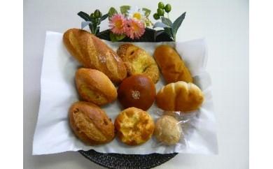 0010-01-14. 米粉を使った自家製パン 詰合せ