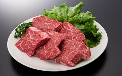 2-(2)【A4ランク以上】山形牛モモステーキ(450g)