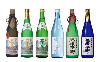 【03-026】福顔 大吟醸・吟醸6本セット