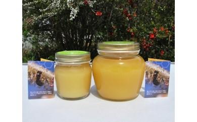 No.059 ミツバチが育む山郷 ニホンミツバチの純粋蜂蜜 1,000gセット