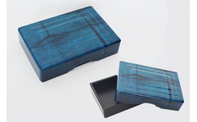 027-001 藍の玉手箱