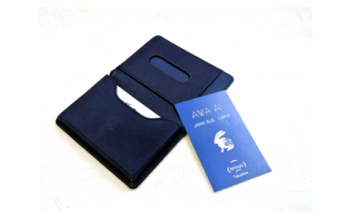 004-014 AWA AI 名刺入れ (name card case)