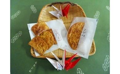 m_18 たがねや Food&Culture of Kuwana 米菓たがね&桑名の千羽鶴