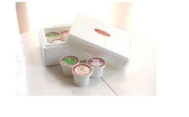 (A-14) 清里高原のアイスクリームセット