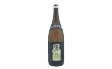 008-008清酒 特別純米酒 黒耀 1.8ℓ  1本