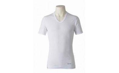 A-43 アサメリー)紳士U首Tシャツ&ブリーフ Lサイズセット