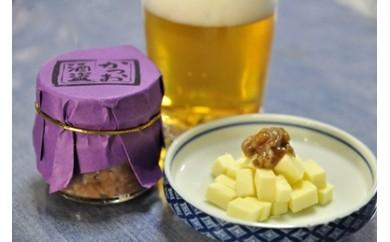 [3009301]田子丸の「大酒のみの友 鰹塩辛セット」
