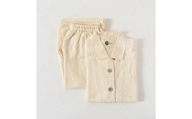 【オーガニックコットン100%】オリジナルパジャマ 婦人L