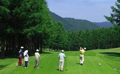 [№5731-0044]びわの平ゴルフ倶楽部 土休日セルフプレー券(昼食付)
