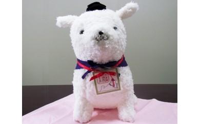 No.046 雪丸のくらし・たのしぐっず ぬいぐるみ(大) / ゆるキャラ かわいい 人形 奈良県 おすすめ