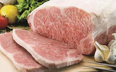 C027 福島牛サーロインステーキ1kg・福島牛モモすき焼用1kg