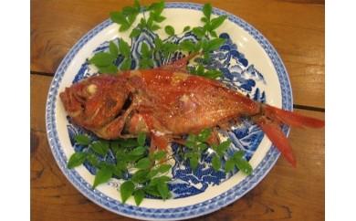 [Cb-13]金目鯛の煮付け