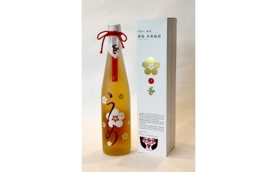 K006 寛斎スーパスタジオ仕様 雑賀梅酒【450p】