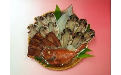 [Cc-03]ひものと金目鯛の煮付けセット