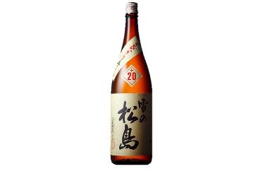 《本醸造》  雪の松島 入魂超辛+20