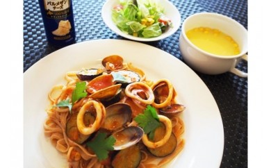 【C-7】十勝パルメザンチーズとパスタ&スープ