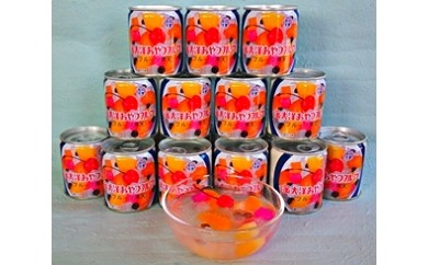 B-80 おやつフルーツの缶詰セット