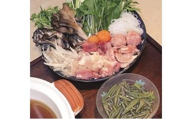 【D18】白神特選 じゅんさい鍋セット・じゅんさいおばこ