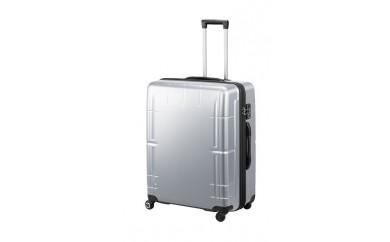 [№5665-0141]プロテカスーツケース スタリアV No02644  100L(カラー: シルバー)