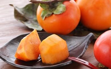 [№5656-0152]柿 (ぱぁ~しもん屋)