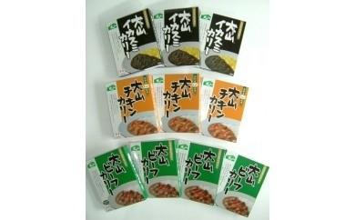 鳥取缶詰「大山カリー」10個セット