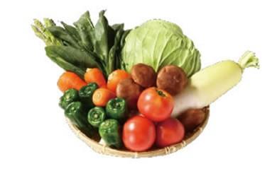 R013 【5ヵ月間頒布】定期便 季節の野菜セット【150pt】