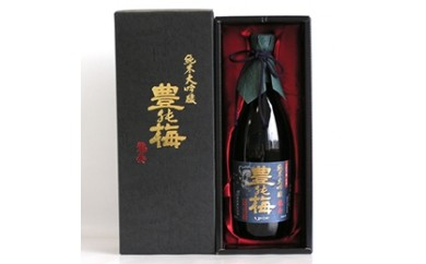 CW06 高木酒造  豊の梅  純米大吟醸  龍奏  720ml 1本【650pt】